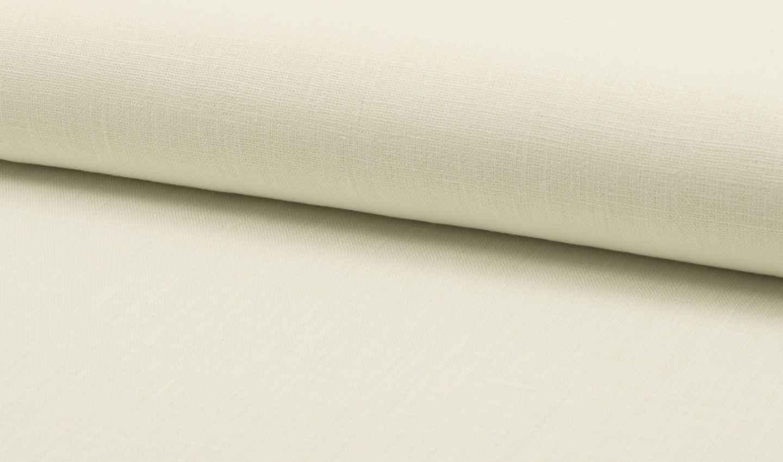 leinenstoff natura 140cm breit wollweiss online kaufen. Black Bedroom Furniture Sets. Home Design Ideas