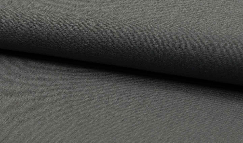 leinenstoff natura 140cm breit mausgrau online kaufen. Black Bedroom Furniture Sets. Home Design Ideas