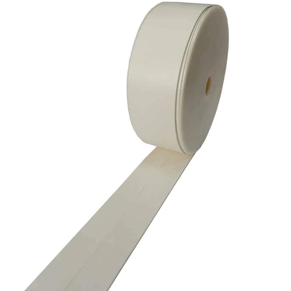 extra breites kunstleder schr gband 50mm weiss einfassband meterware. Black Bedroom Furniture Sets. Home Design Ideas