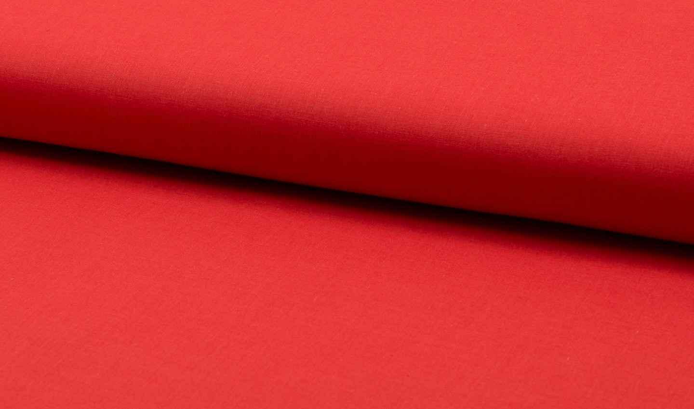 eur meter baumwoll voile batist stoff rot ebay. Black Bedroom Furniture Sets. Home Design Ideas