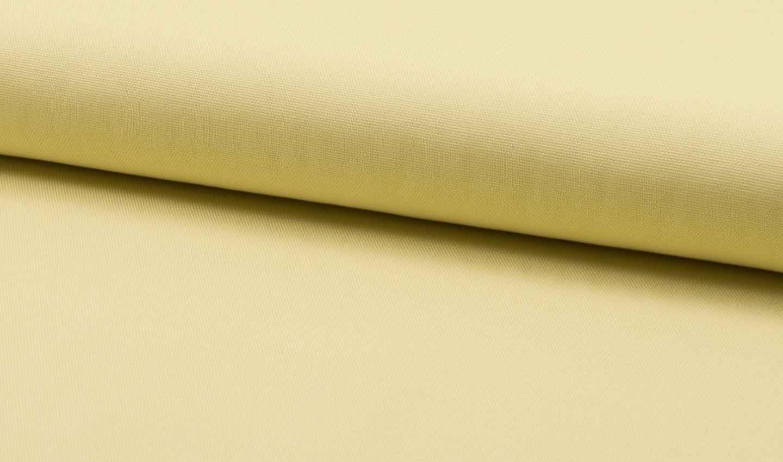 baumwoll canvas meterware stoff vanille online kaufen. Black Bedroom Furniture Sets. Home Design Ideas