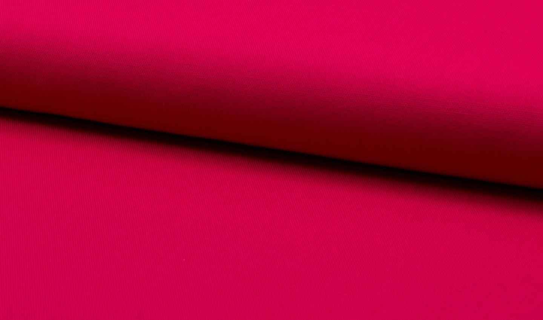baumwoll canvas meterware stoff fuchsia online kaufen. Black Bedroom Furniture Sets. Home Design Ideas