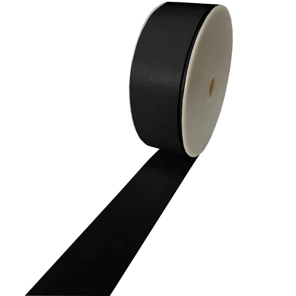 Extra Breites Kunstleder Schrägband 50mm Einfassba Schwarz 5.90 EUR//Meter